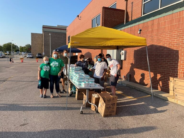 2nd Annual Food and Diaper Drive