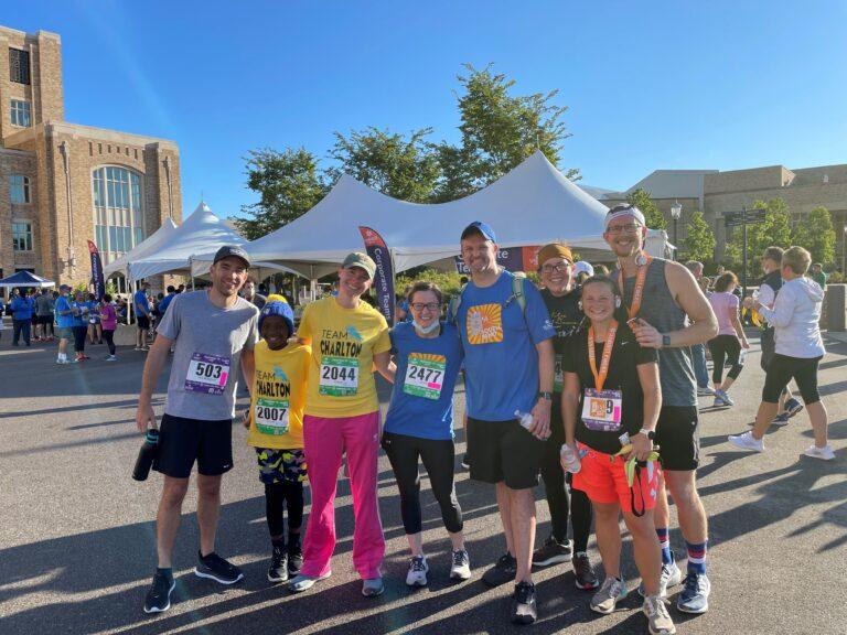 Sunburst 2021 runners